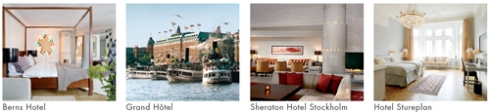 Gay Hotels; gay accomodation; Stockholm