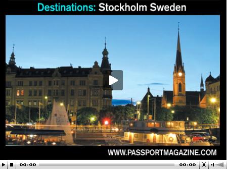 Gay Stockholm; Lesbian Stockholm; Video of Stockholm