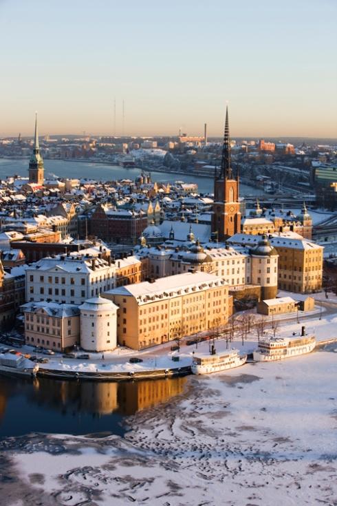 Winter Stockholm; Stockholm Gay & Lesbian Network