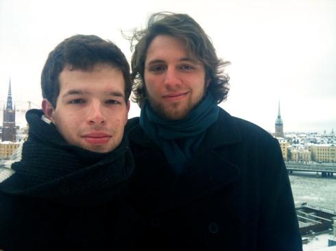 Thomas & Brett