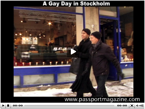 ... in the gay friendly capital of Sweden. Places mentioned in the film: