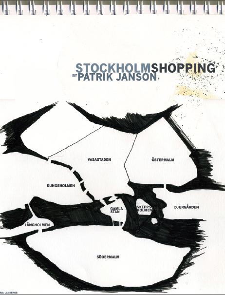 Stockholm Shopping Guide; gay stockholm; stockholm gay & Lesbian network; design