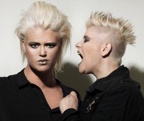 Swedish dyke vibes, lesbian stockholm, club KG, lesbian club stockholm