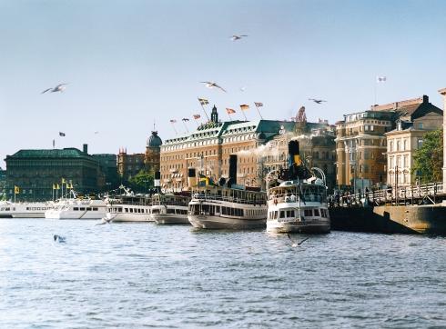 Fantastic offer at the gay-friendly Grand Hôtel, Stockholm's most fancy ...