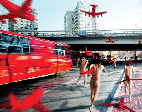 Chi Peng - Sprinting Forward