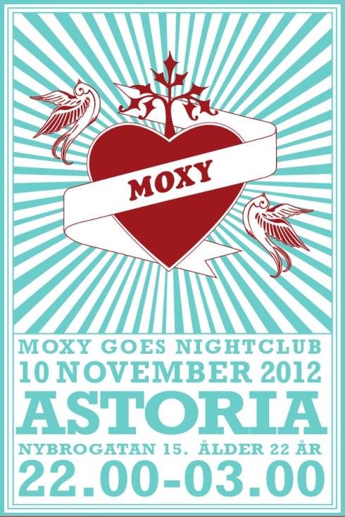 Moxy Astoria lesbian nightclub